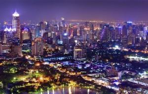 Bangkok - en by som aldri sover